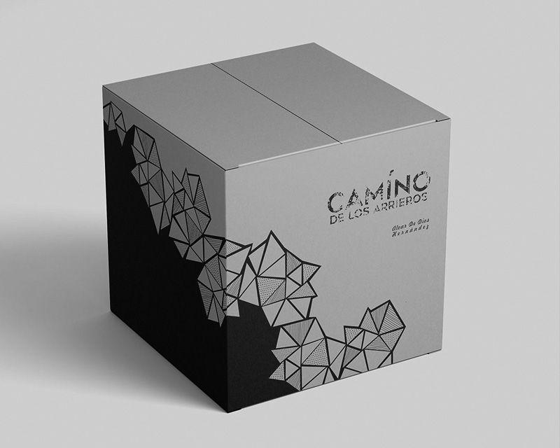 diseño packaging de cajas de vino alvar de dios