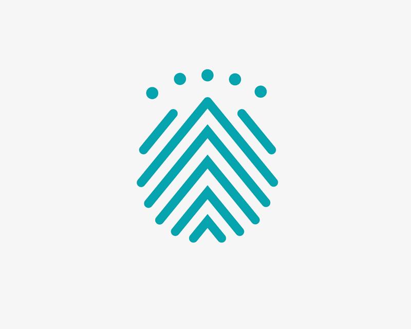 diseño logo marca complementos