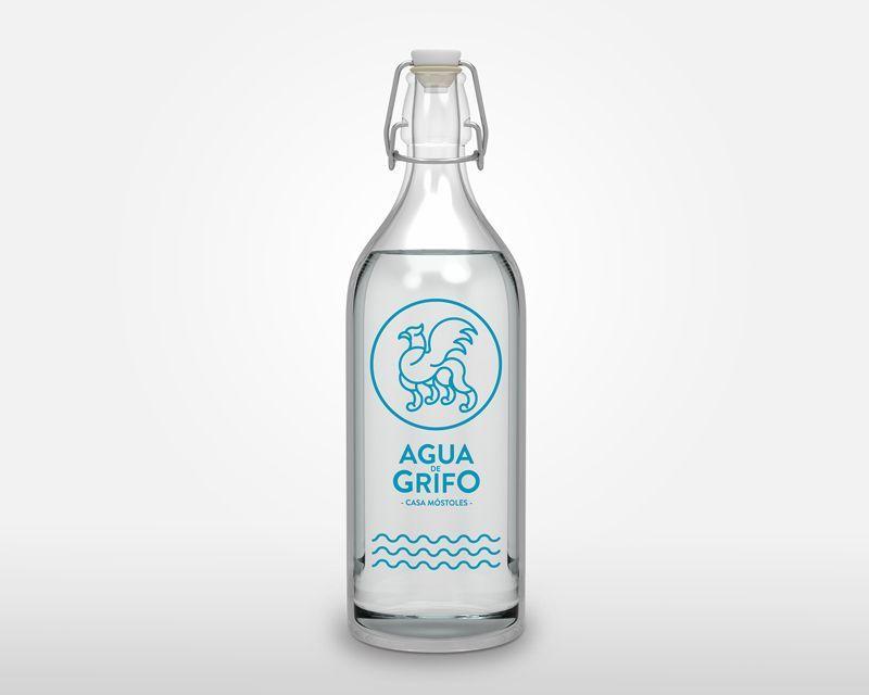 packaging botella