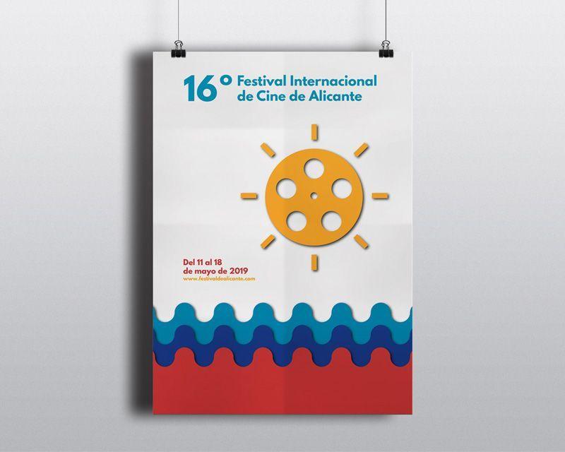 cartel festival de cine de alicante 2019