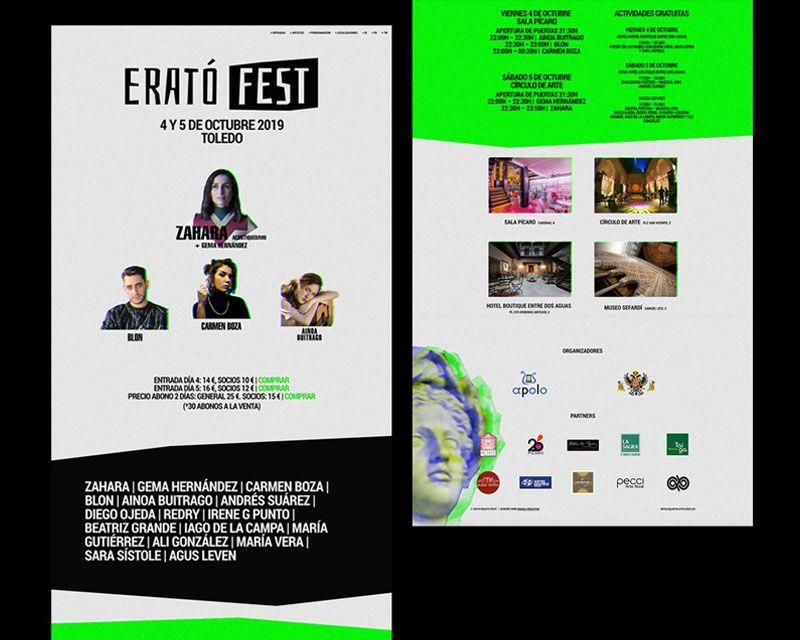 web festival erato fest 2019